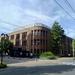 東北大学片平キャンパス内の、「旧東北帝国大学工学部 金属工学教室」外壁保存