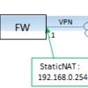 SRX - RTX1210 間ルートベース VPN 設定