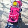 2歳差育児で買ってよかったものNo.1。縦型二人乗りベビーカーを2年間使ってみた感想。