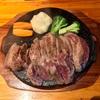 🚩外食日記(529)    宮崎ランチ   「けんちゃんステーキ」④より、【ハラミステーキ300g】‼️