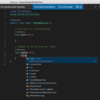 MacのVisual Studio Code ver1.3.1でUnity5.3のコード補完を実現する方法
