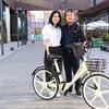次世代スマートバイク「モバイク」の深澤直人モデル新作発表。中国では地下鉄・バス・モバイクが3大交通機関?