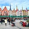 【ベルギー旅行】ブリュッセルからブルージュへ日帰り旅。
