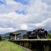 大社駅と電車(島根篇)