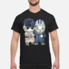 Baby Jack Skellington And Pennywise Dallas Cowboys Shirt
