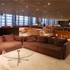 ふかふかソファでゆったり…スペインマラガ空港 VIPラウンジレビュー♪