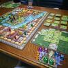 ボードゲーム『イスタンブール』と『ガンジスの覇王』をやったよ。
