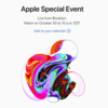 USB-C搭載の新型iPad Pro発表かも?10月30日イベント開催決定!サブディスプレイ化対応して欲しい。