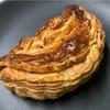 🚩外食日記(606)    宮崎   「小松フランス焼菓子研究所」③より、【ショーソンポム】【タルトスリーズピスタチオ】‼️