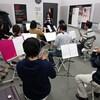 ひえづ村吹奏楽団第4回練習レポート