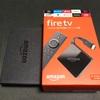 Amazon Fire TV (New モデル) 購入レビュー