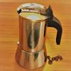 イタリア式直火エスプレッソ、モカの淹れ方と飲み方(コーヒー4)