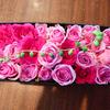 【プレゼントは原則「消えモノ」】母の誕生日に趣向を変えたお花を