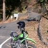 【失敗】雪残るアイスバーン林道は危険だった話【写真少】