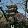 旧寛永寺五重の塔