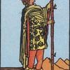 タロットカード:小アルカナ ワンドのペイジ