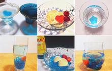 【簡単アレンジ】かき氷シロップを活用した夏にピッタリのアルコールメニューをご紹介!【シロップゼリー】