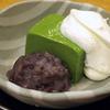 抹茶ババロアが有名な神楽坂の和菓子屋 紀の善