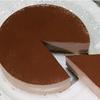 オーブン不要で簡単!『チョコレートレアチーズケーキ』の作り方
