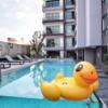 知らないの?タイのホテルは新築が安いんです。