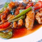 中華料理食べに行きました