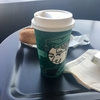 スタバのカップがグリーンに!♡