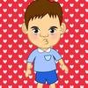 赤ちゃんや小さな子供の似顔絵がつくれるキャラクターメーカー