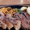やよい軒、本日発売「ビーフステーキ定食」頂きました!^^