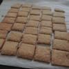 【グルテンフリーレシピ】ザクザク食感!ポリ袋で作る簡単オートミールクッキー