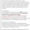 JAMSTEC国際研究員応募が 電子化!
