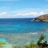 ハナウマ湾でのシュノーケリングは、魚がいっぱいで子供でも楽しめておすすめです。(Hawaii, Hanauma bay, snorkel)