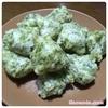 【レシピ】イタリア・ナポリ料理のおつまみ、ゼッポリーネ(ピザ生地の青海苔揚げ)