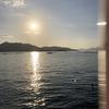 瀬戸内の島々、すごくいいです。夕陽が似合います。