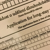 ビザ申請日間近!ビザ申請書の空欄どうしたらいい?