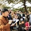 """韓国「日本の撤去圧力にも...""""ドイツ平和の少女像""""守り抜く」"""