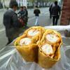 上海っ子の朝ごはん「煎餅」を食べよう!