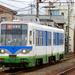 3/20撮影 福井鉄道(幕車急行、デキ11) / えちぜん鉄道