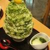 かき氷でメリークリスマス♪しもきた茶苑大山