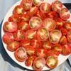 「佐久の季節便り」、「ドライトマト」作り、暑さを逆手に…。