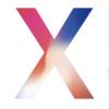 iPhone X を iOSシミュレータで使ってみる(iPhone 8 Plus と比較)