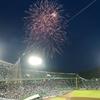 ほっともっとフィールド神戸でプロ野球花火ナイトを観戦!