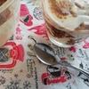 4/29【ネクストフーディスト】ごぼう茶の香ばしティラミス作りました!