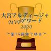 【第19節終了時点】大宮アルディージャMVPアワード2020