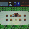 【レトロゲーム初代ゼルダの伝説プレイ日記4】LEVEL3のダンジョンに挑戦!イカダをゲットしました♪