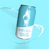 Adobe Dimension CCを使ってハッコウくんジュースの缶を3Dで作ってみる