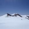 白銀の表銀座縦走2日目後半【燕岳、大天井岳、常念小屋】【北アルプス】【残雪期】【5月】