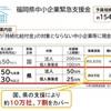 飯塚市独自の緊急経済対策と財源 江口私案(2020年4月22日現在) 新型コロナとの戦争を生き抜くために。
