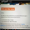 Thank you, someone!! - giffgaff SIMカードの設定方法