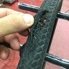 自転車タイヤ破裂 修理が増えてます