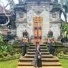 バリ島⑨ 【豪華絢爛な彫刻とレリーフ】今でも子孫が住むランドマーク的存在のウブド王宮【伝統舞踏も鑑賞できる】